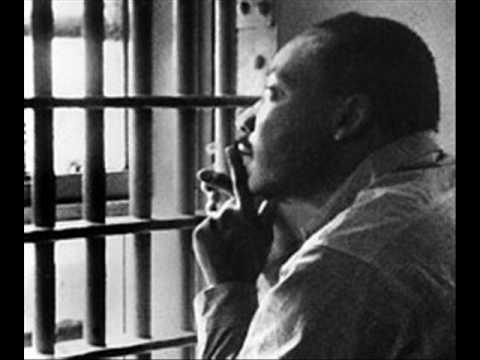 "Dr. Martin Luther King, Jr. wrote his ""Letter From a Birmingham Jail"" after being arrested for violating a court order banning civil rights demonstrations."