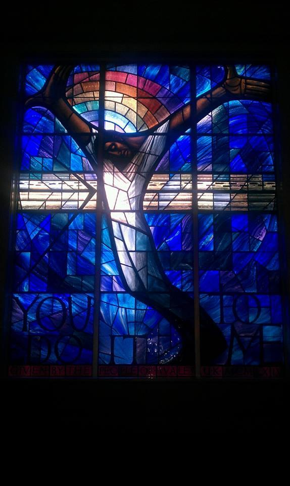 Wales Window, 16th Street Baptist Church