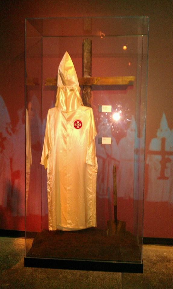 Ku Klux Klan Robe, Birmingham Civil Rights Institute