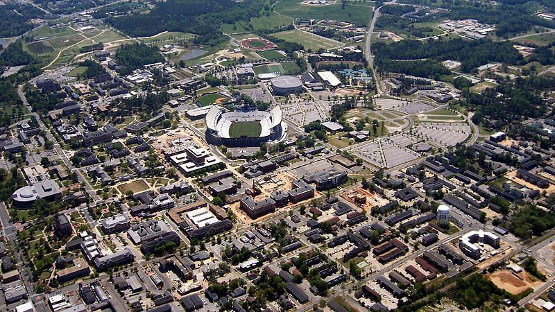 A look at the Auburn University campus. New information from the U.S. Census Bureau shows Auburn was among the top 15 fastest-growing cities with populations fo at least 50,000 people.