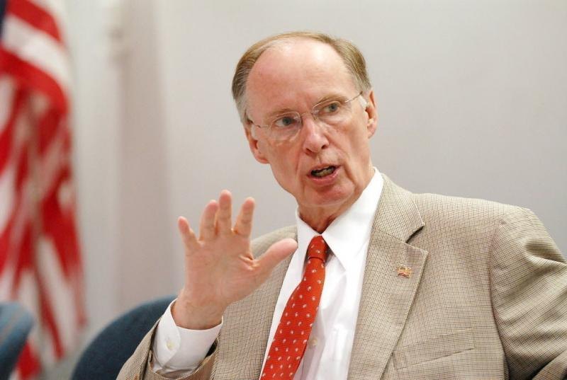 Governor Bentley says the state education and general fund budgets are basically fine.