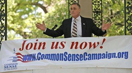 Pete Riehm is chief executive of the Common Sense Campaign, based in Mobile.