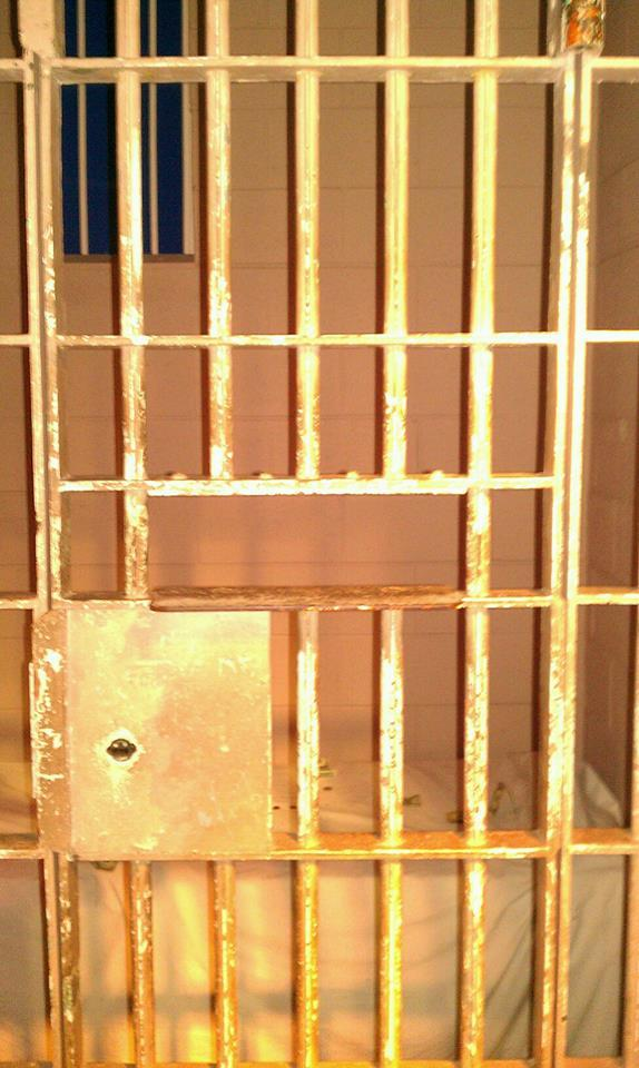 Martin Luther King Junior's Jail Cell Door, Birmingham Civil Rights Institute