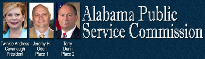 Alabama's Public Service Commission.