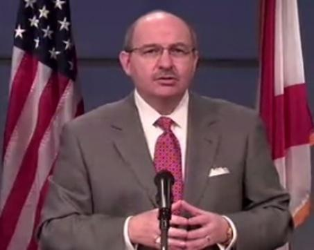 Acting Medicaid Director State Health Officer Don Williamson.