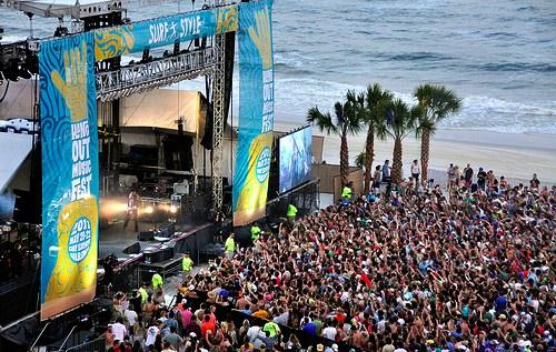 Gulf Shores is approving a $12,500 study to gauge the impact of the Hangout Music Festival.