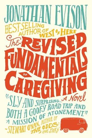 Book cover for The Revised Fundamentals of Caregiving featuring old-fashioned fonts