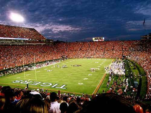 Auburn University is using a new football ticketing system this season. Officials hope scanners will speed up entry for fans and reduce the problem of counterfeiting.