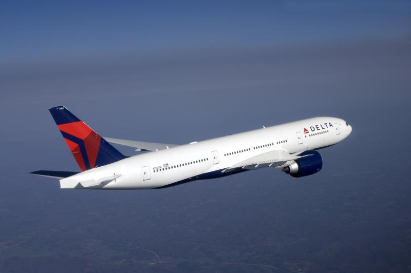A Delta Airlines flight from New Orleans was diverted to Birmingham-Shuttlesworth International Airport because of a report of smoke in the cockpit. No on was injured in the incident.