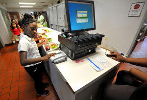 Dothan City Schools are rolling out a new system that lets parents pay for student meals online.