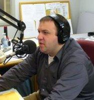 Alabama Public Radio newscast Ryan Vasquez