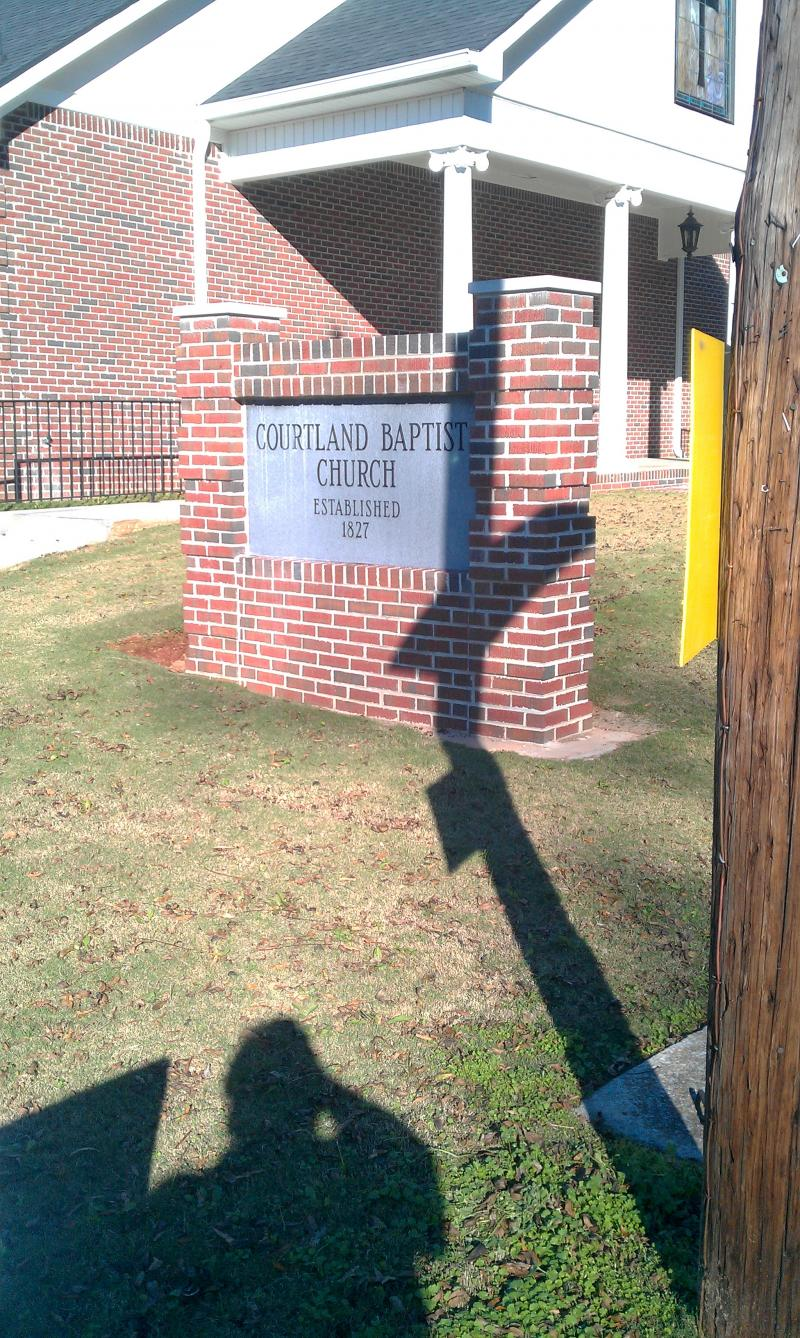 Courtland Baptist Church