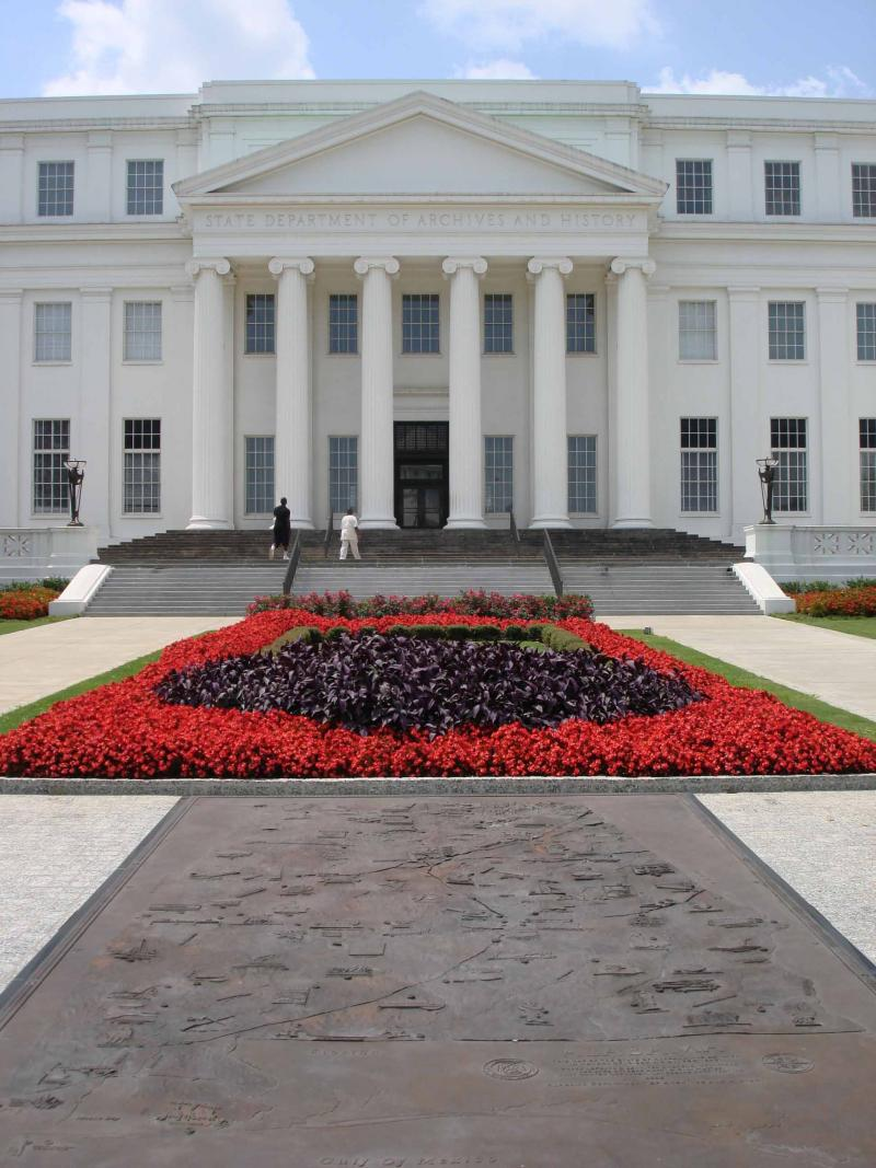 Alabama Archives Building