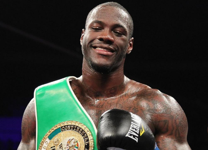 Deontay Wilder: Same Sex Marriage Ban Still In Place, Tuscaloosa