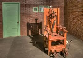An Alabama Legislator Has A Solution To The Controversy Over Execution By  Lethal Injection. Republican Cam Ward Wants To Bring Back The Electric Chair .