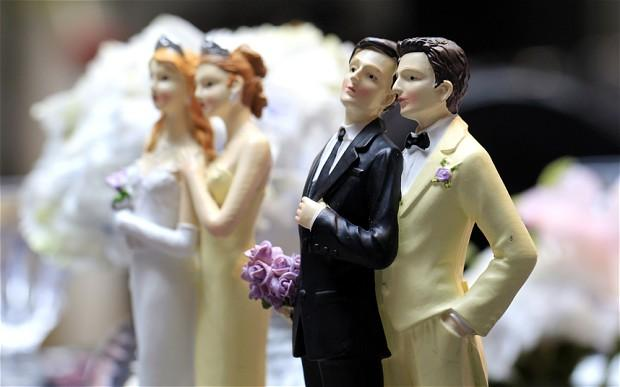 same-sex wedding toppers