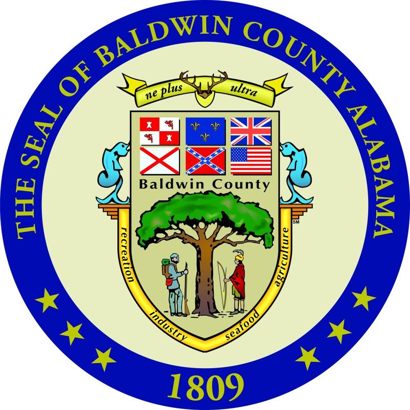 Baldwin County seal