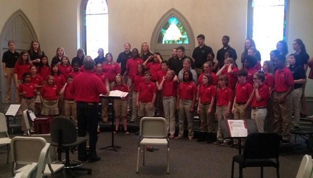 Alabama Choir School