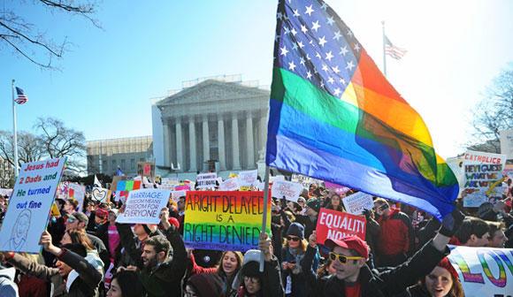 Samesex marriage supreme court