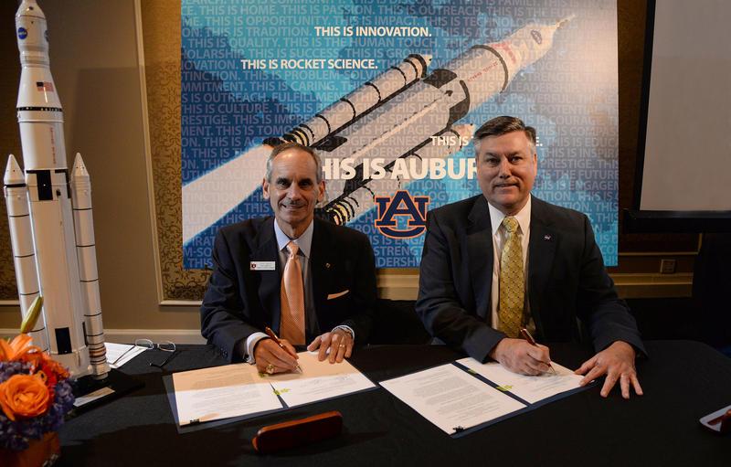 NASA Auburn