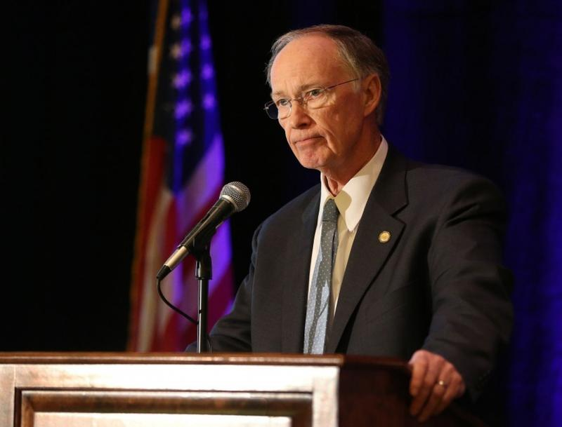 AL Governor Robert Bentley