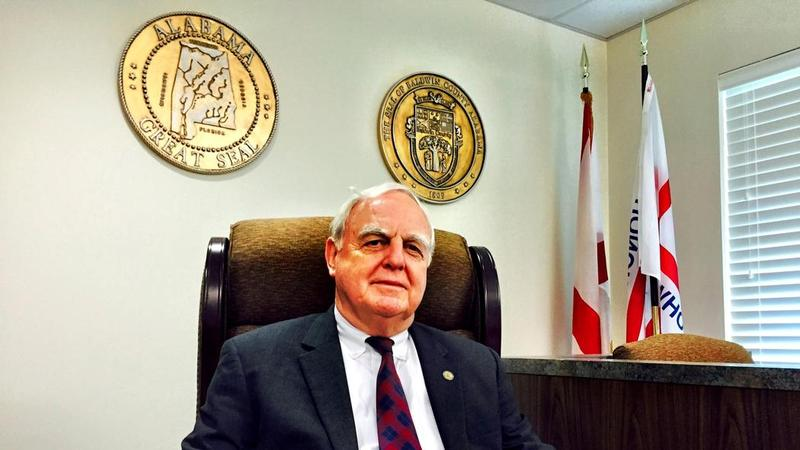 Baldwin County Probate Judge Tim Russell