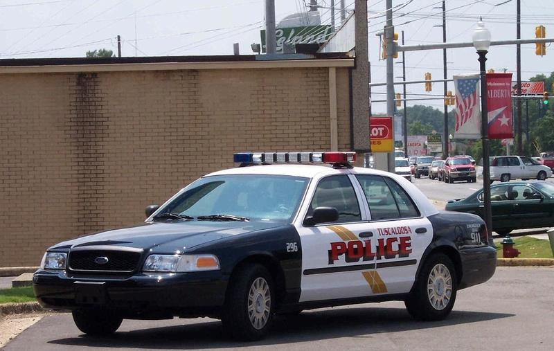 Tuscaloosa Police