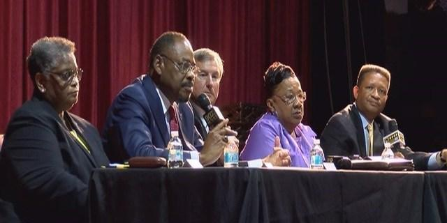 Montgomery Mayoral Candidates