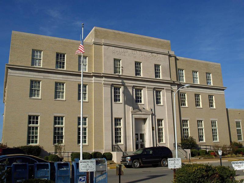 Huntsville Federal Court