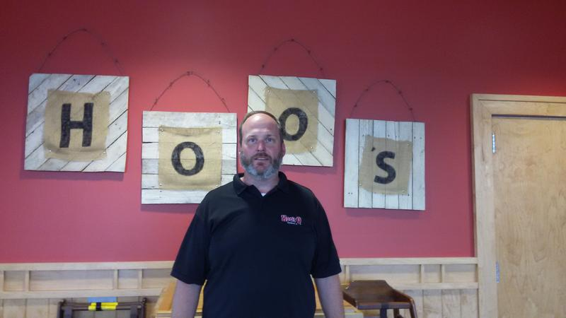 Brad McDaniel, Owner of Hoo's Q