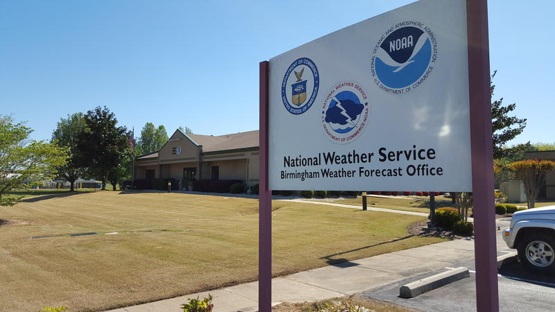 NWS building