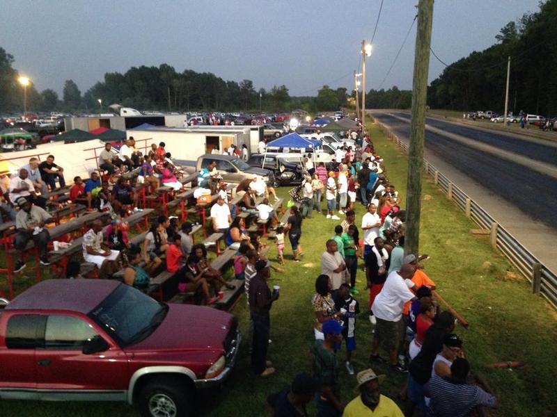 Selma Motorsports Park