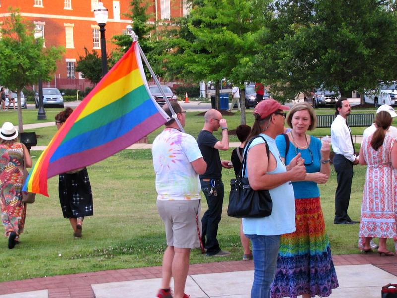 Tuscaloosa vigil