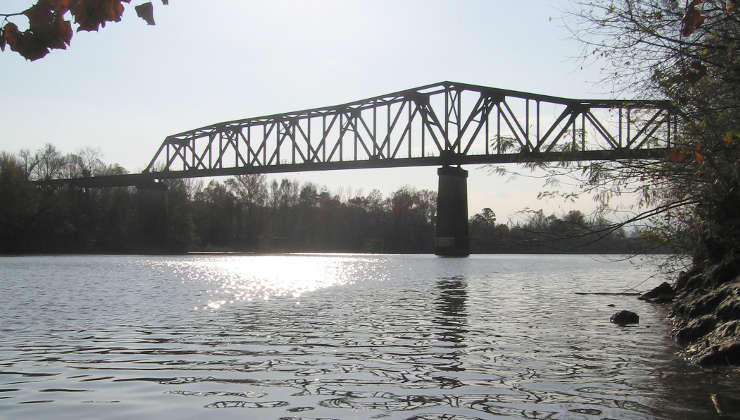 Black Warrior River