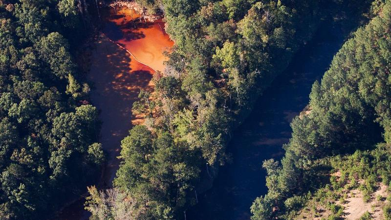 Gasoline Spill