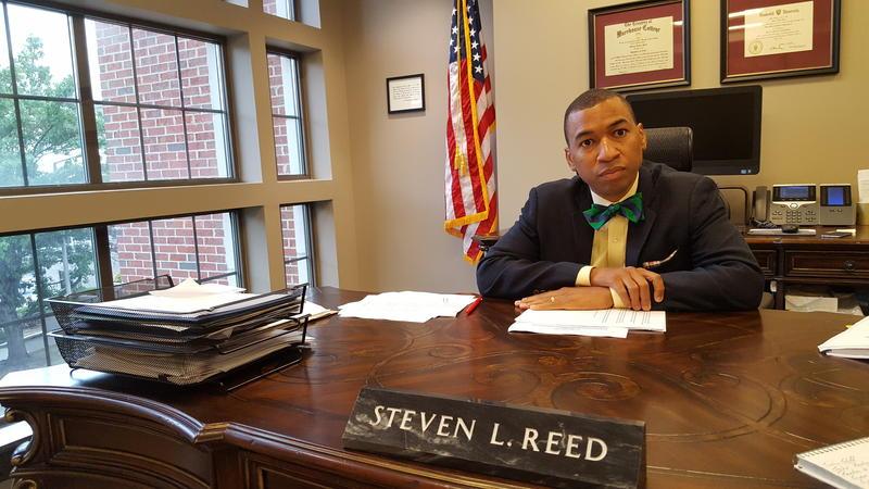 Steven Reed