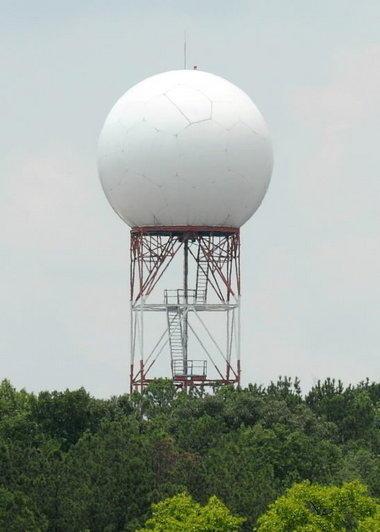 NWS Birmingham Radar