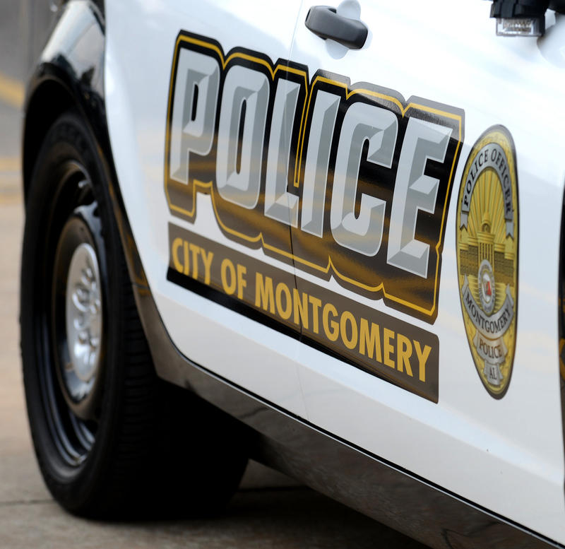 Montgomery police car