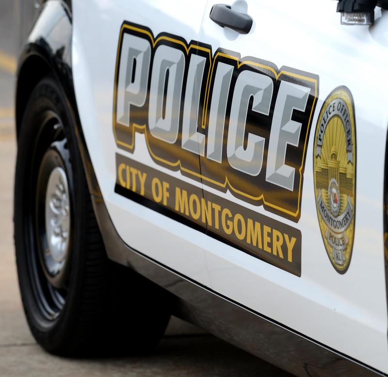 Montgomery police car