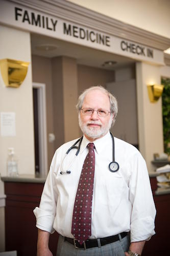 Dr. Richard Streiffer