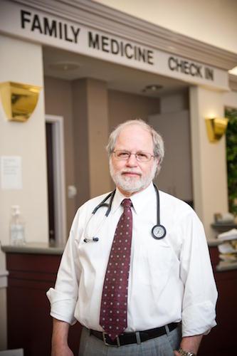Dr. Richard Streiffer