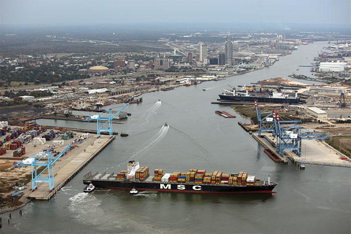 Port of Mobile