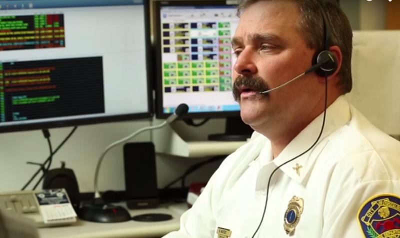 Tuscaloosa 911