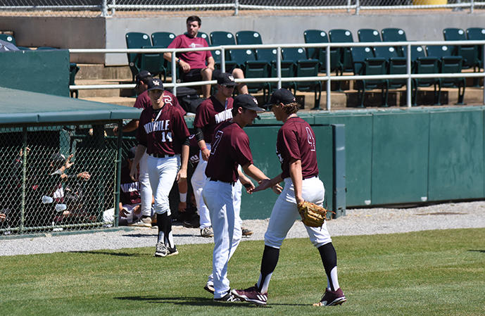 University of Mobile baseball