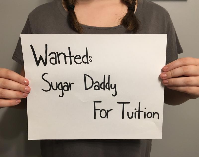 sugar daddy wanted