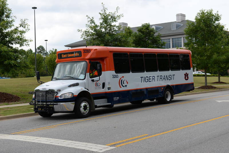 Tiger Transit bus