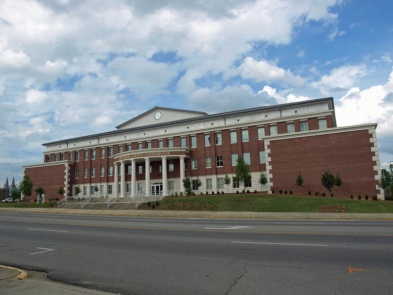 Cullman County Courthouse