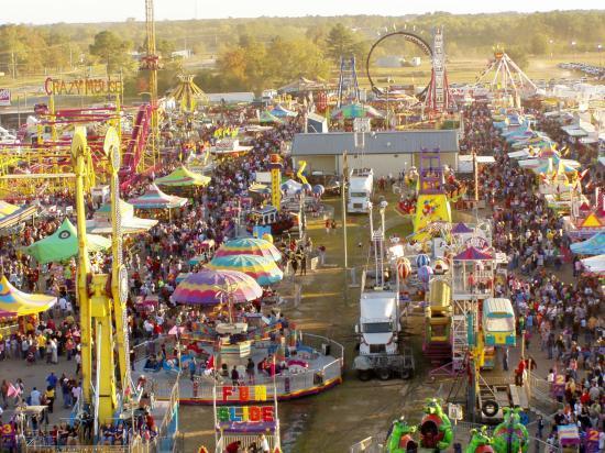 National Peanut Festival