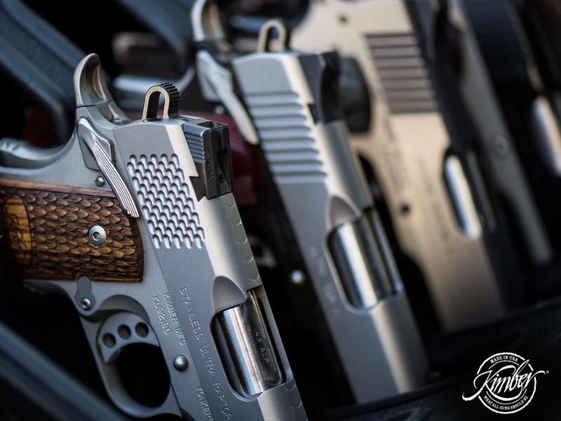 Kimber handguns