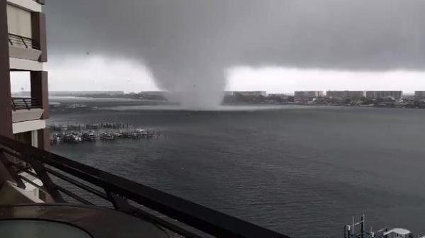 Fort Walton tornado